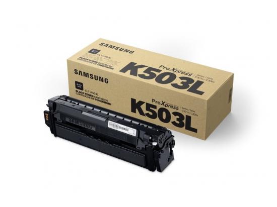 Samsung CLT-K503L H-Yield Black Toner