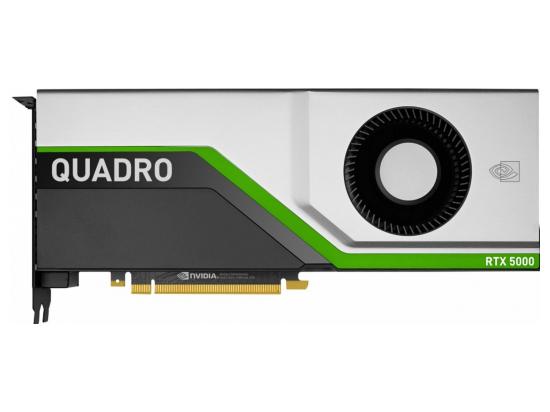 Karta graficzna NVIDIA Quadro RTX 5000 16GB +USBc  5JH81AA