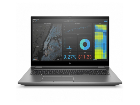 Notebook ZBook Fury17 G7 W10P i7-10750H/512/32 119Y6EA