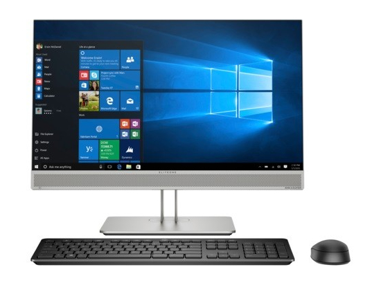 Komputer EliteOne 800AIONT G5 i5-9500 256/16G/DVD/W10P 7AC30EA