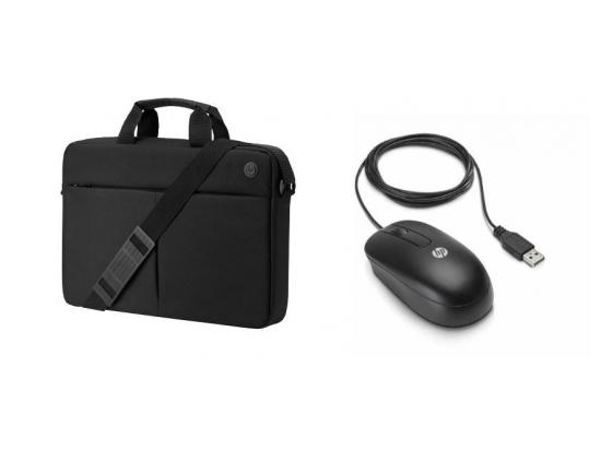 Torba Prelude TopLoad 15,6 + Mysz USB 2MW64AA