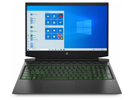 Notebook Pavilion Gaming 16-a0038nw W10H/16,1 i5-10300H/512/8G/GTX1650Ti  365D3EA