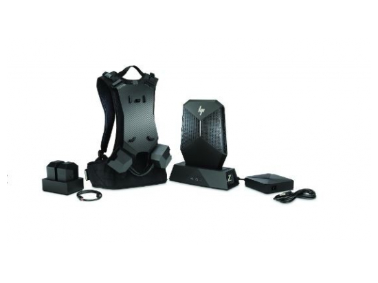 Stacja robocza VR backpack G2 i7-8850H/256/16G 6TQ91EA