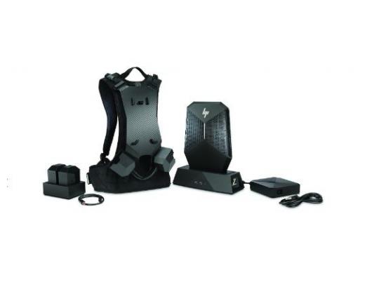 Stacja robocza VR backpack G2 i7-8850H/256/16G 6TQ91EA