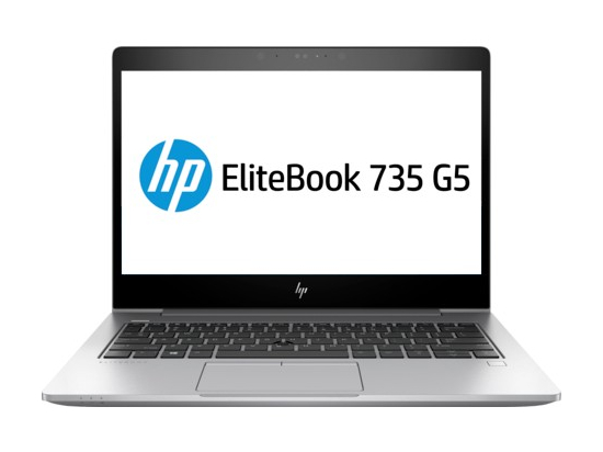 Laptop EliteBook 735 G5 R5-2500U W10P 256/8G/13,3 3UP47EA