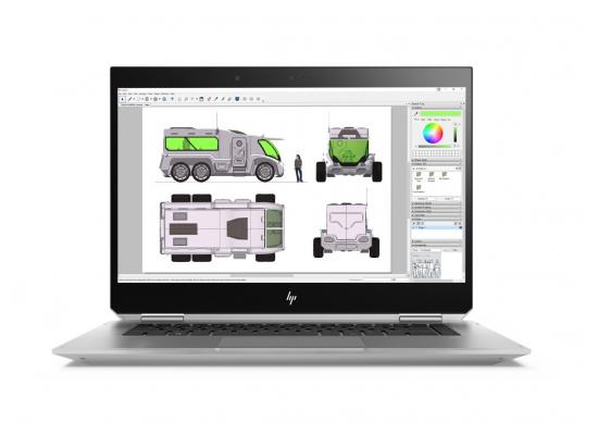 Notebook ZBook Studio X360 G5 i7-8750H/256/16G 6KP03EA
