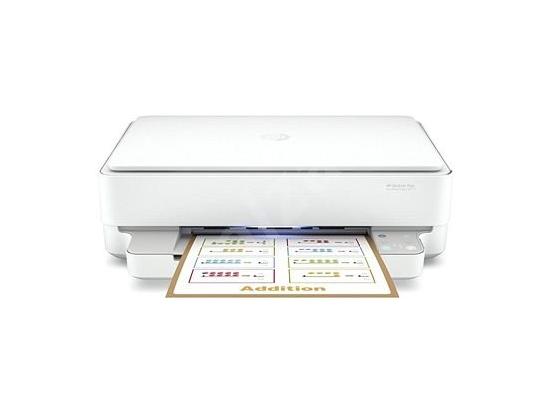 Urządzenie wielofunkcyjne DeskJet Plus Ink Adv 6075 All-in-One 5SE22C