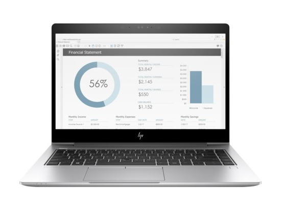 Laptop EliteBook 755 G5 R5Pro 2500U 256/8G/W10P/15,6 3UP65EA