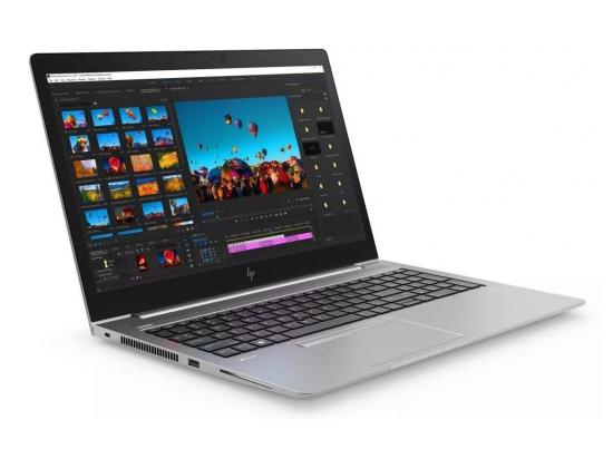 Notebook ZBook 15 G6 i7-9850H 256/16/W10P/15,6 8JL48EA
