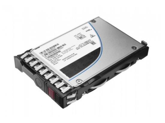 Dysk 375GB NVMe x4 WI SFF DS SSD 878014-B21