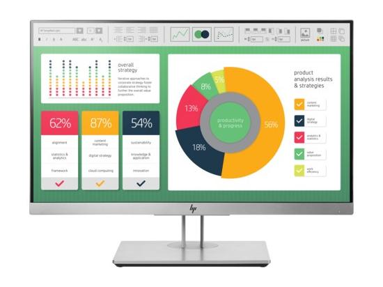 Monitor 21.5 EliteDisplay E223 Monitor 1FH45AA
