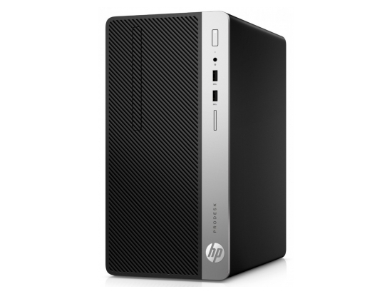 Komputer ProDesk 400MT G6 i3-9100 256/8GB/DVD/W10P 7EL67EA