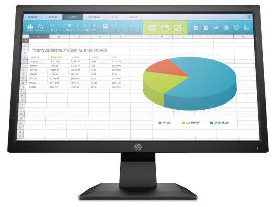 Monitor P204 5RD65AA