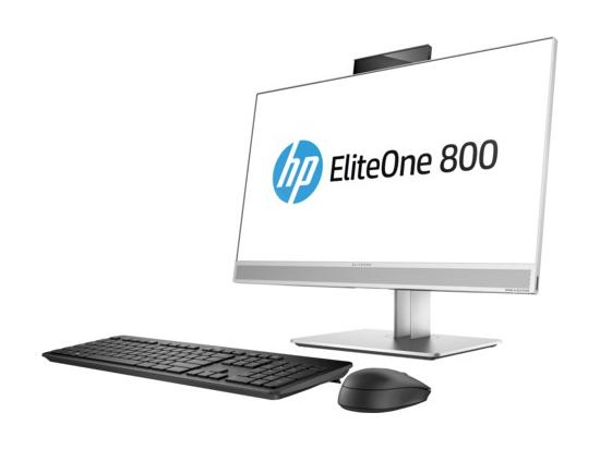 Komputer EliteOne 800AIONT G4 i5-8500 256/8GB/DVD/W10P 4KX23EA