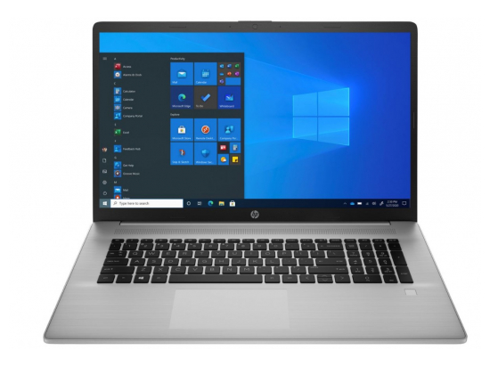 Notebook 470 G8 i5-1135G7 512/16/W10P/17.3 3S8R3EA