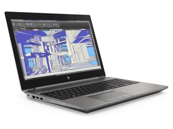 Laptop ZBook 15 G6 i5-9300H 256/16/W10P/15,6 6TQ96EA