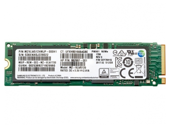 Dysk SSD 1TB TLC PCIe3x4 NVMe M2 SSD 6SK99AA