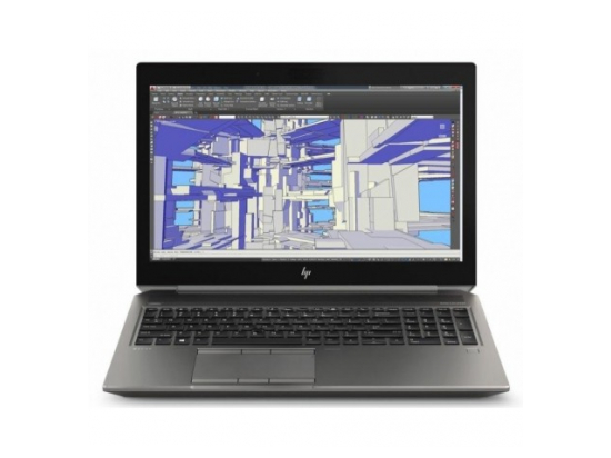 Notebook ZBook 15 G6 i7-9850H 512/16/W10P/15,6 6TR61EA