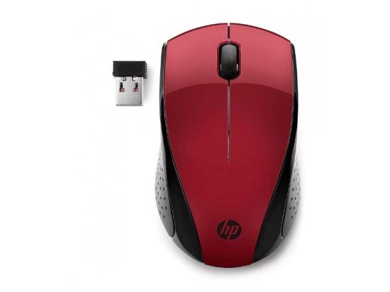 Mysz bezprzewodowa 220 7KX10AA czerwona