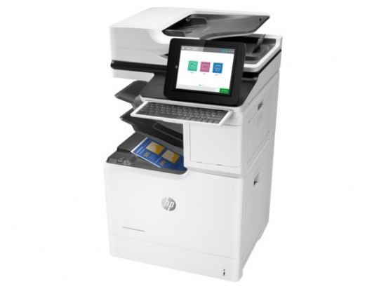 Urządzenie wielofunkcyjne Color LaserJet Managed Flow MFP E67660z