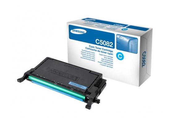 Samsung CLT-C5082S Cyan Toner