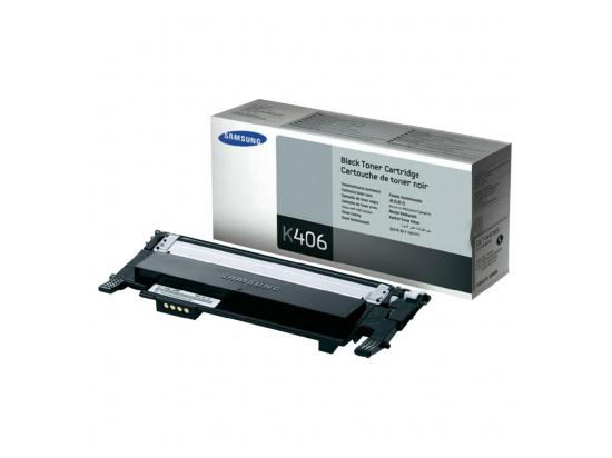 Samsung CLT-K406S Black Toner