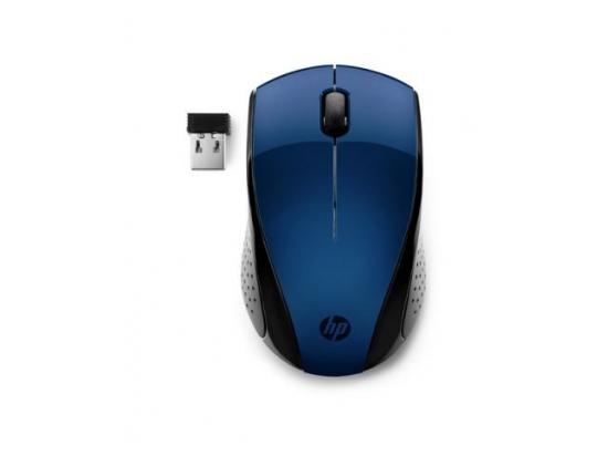 Bezprzewodowa mysz 220 niebieska 7KX11AA