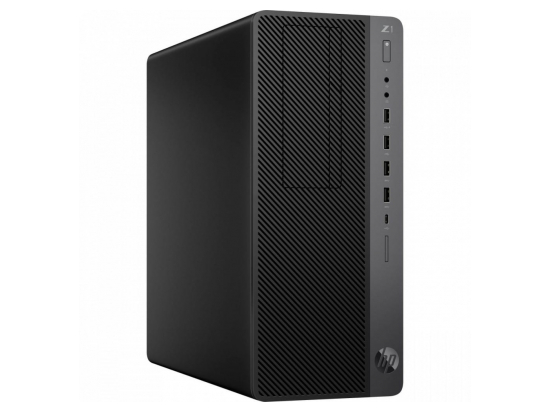 Stacja robocza Z1 Entry Tower  G5 i7-8700 256/8GB/DVD/W10P 6TT02EA