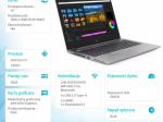 Notebook Zbook14u G6 i5-8365U 256/16/W10P/14  6TP81EA