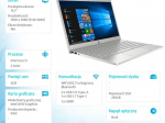 Laptop Pavilion 13-an0008nw i3-8145U 256/4G/W10H/13,3 4UU22EA