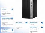 Komputer EliteDesk 705MT G4 R5-2400G 256/8GB/DVD/W10P 4HN12EA