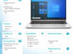 Notebook ProBook 640 G8 i7-1165G7 512/16/W10P/14   250F4EA