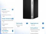 Komputer 400MT G5 i5-8500 256/8GB/DVD/W10P 4CZ29EA