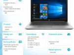 Notebook 250 G7 i5-8265U W10H 256/4GB/DVD/15,6 6BP18EA