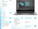 Notebook ZBook Studio G7 W10P i9-10885H/1TB/32 1J3S8EA