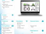 Notebook ZBook Studio x360 G5 i7-9850H/512/16G 8JL32EA
