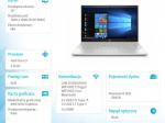Laptop Pavilion 14-ce2000nw i3-8145U 256/4G/W10H/14   6VN45EA