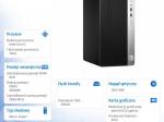 Komputer ProDesk 400MT G6 i7-9700 256/8G/DVD/W10P 7PG44EA