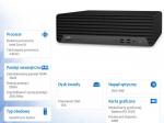 Komputer 800SFF G6 i9-10900 1TB/16/DVD/W10P  1D2Y3EA