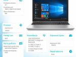 Notebook ProBook 640 G5 i5-8265U W10P 256/8GB/14 6XD99EA