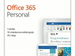 Office 365 Personal PL Box P4 1Y Subsc. 1User / 5Devices Win/Mac QQ2-00735. Następca P/N: QQ2-00535
