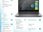 Notebook ZBook Fury17 G7 W10P i7-10750H/256/16 119Y8EA