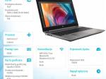 Notebook ZBook 15 G6 i7-9850H 512/32/W10P/15,6 6TV18EA