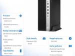 Komputer 600SFF G4 i7-8700 512/16G/DVD/W10P 4HM64EA