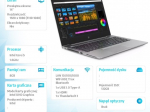 Notebook Zbook14u G6 i5-8265U 512/8G/W10P/14 6TW49EA
