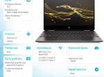 Laptop Spectre x360 13-ap0001nw i7-8565U 512/8G/W10H/13,3 5KU09EA