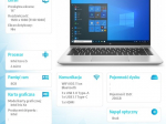 Notebook ProBook 640 G8 i5-1135G7 256/8G/W10P/14   250B9EA