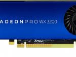 Karta graficzna Radeon Pro WX 3200 4GB (4)mDP GFX 6YT68AA