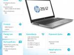 Notebook 255 G7 R3-2200U W10P 256/8GB/DVD/15,6 2XY61EA