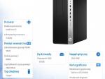 Komputer EliteDesk 800TWR G4 i7-8700 512/16/DVD/W10P  4KW94EA